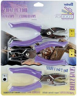 Hole Punches 3/Pkg-.0625, .125 & .3125 Circles