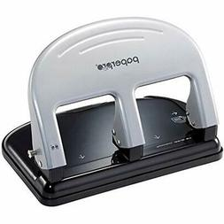 Punches PaperPro InPRESS 40 Reduced Effort 3-Hole Punch, She