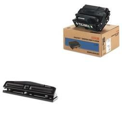 KITRIC407000UNV74323 - Value Kit - Ricoh 400942 Toner  and U