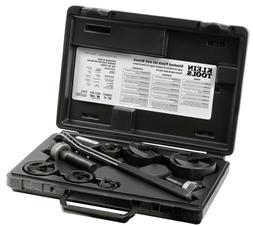 Knockout Punch Set with Ratcheting Wrench Klein Tools 53732S