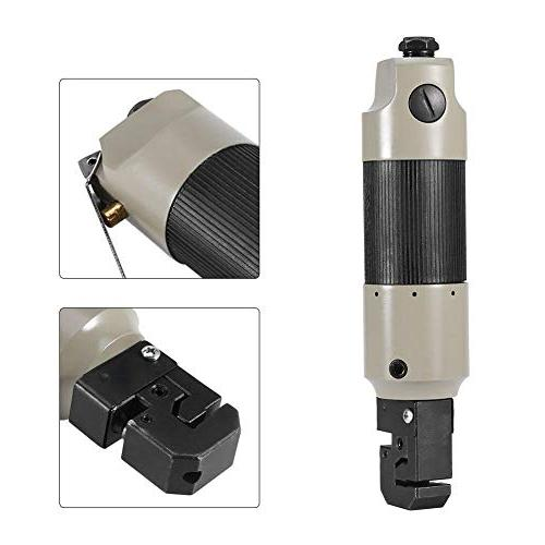 2 in 1 5mm Punch Tool Air Tool Hex Wrench Connector for Drilling Punching