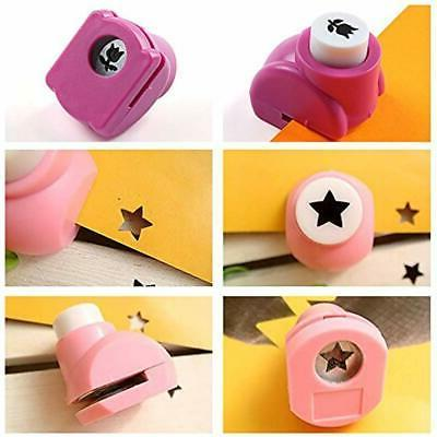 10Pcs Paper Punches Handmade Hand Shapes