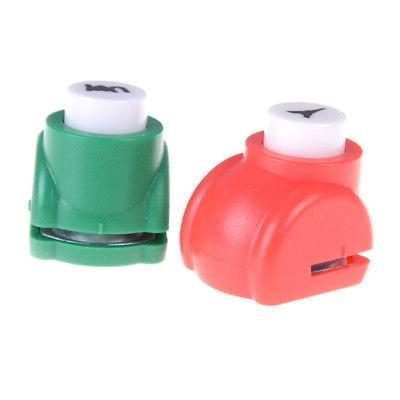 1PC Mini Punch DIY Scrapbooking Hand Toy TO