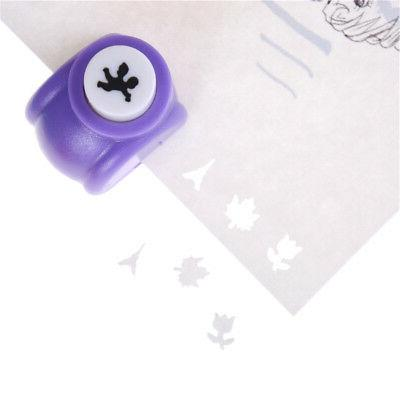 1PC Paper Hole Punch DIY Scrapbooking Craft Toy