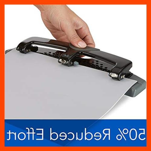 3 Hole Punch Smarttouch 20 Low Force Black/ Of