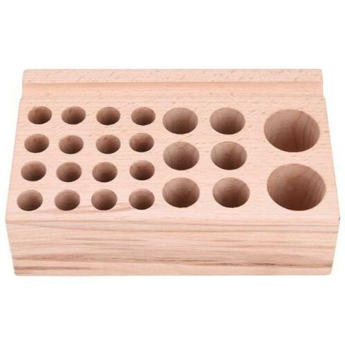 76/24 Holes Tools Table Wood Storage Printing