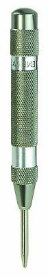 General Tools 89 Stainless Steel Automatic Center Punch with