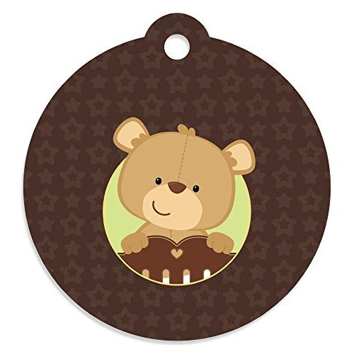 Baby Teddy Bear - Baby Shower or Birthday Party Favor Gift T