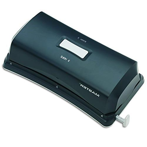 Martin Yale EP323 Master Electric Duo 2 or 3 Hole Punch; Pun