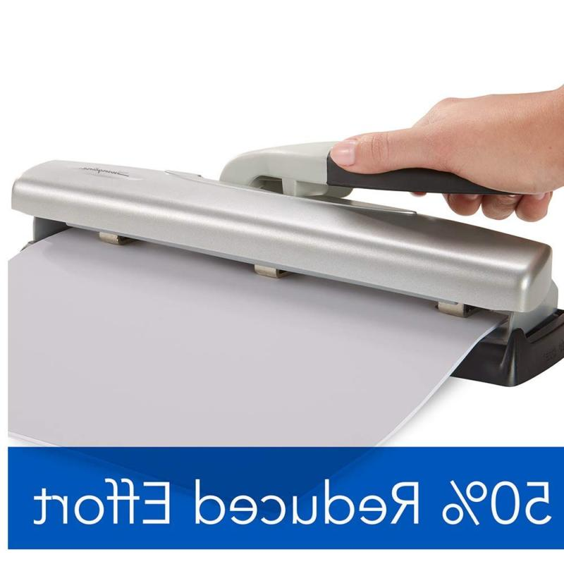 SWINGLINE Hole Punch, Capacity