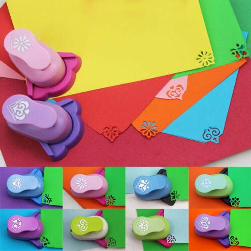 diy printing card scrapbook embossing device hole