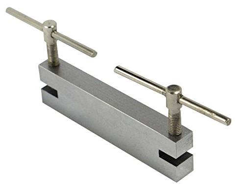 double hole punch plate