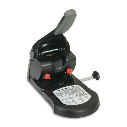 Business Source Effortless Manual Hole Punch