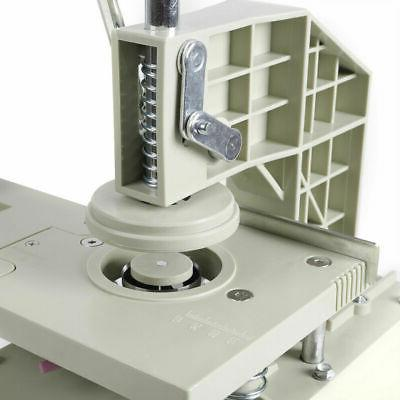 Electric Curtain Punch Punching