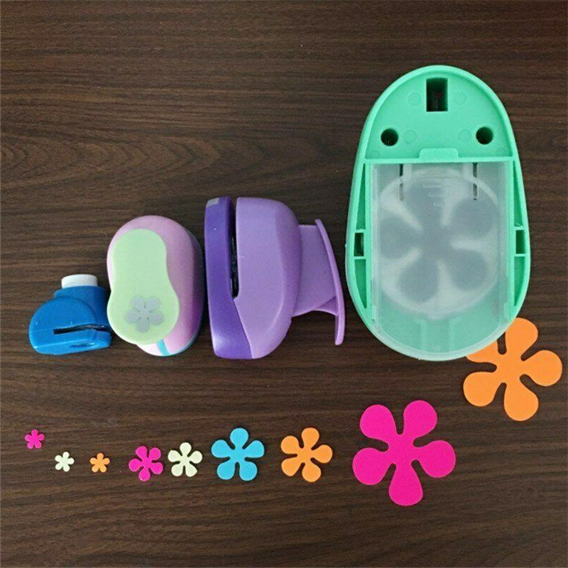 Flowers craft Scrapbooking Petal Hole Punches