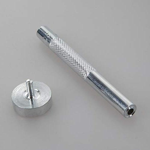 Clothing Grommets Steel Eyelet Punches - Eyelet Tools Puncher Steel Leather