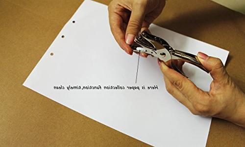 Punch Metal Single Hole Puncher for Home and