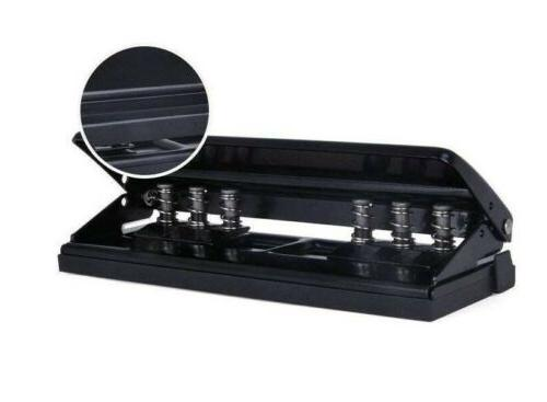 heavy dutt 6 hole punch adjustable tool
