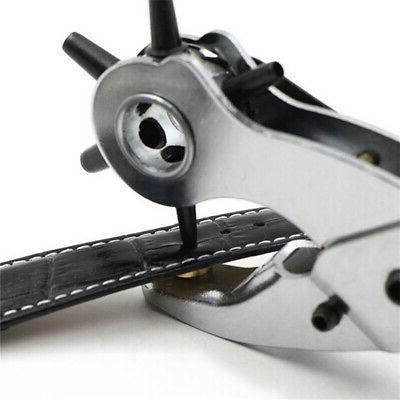 Heavy Duty Leather Manual Pliers Holes Punches Quality