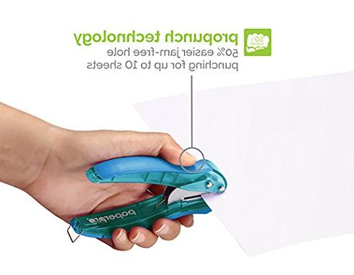 PaperPro inLIGHT Reduced Effort One-Hole Punch, One Unit per No Color