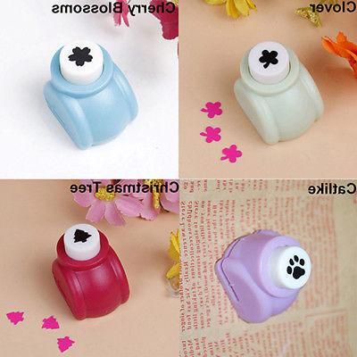 Cards Shaper Mini Hole Punch Cutter Toy New