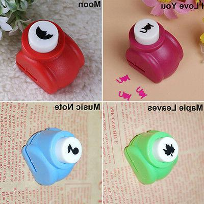 Kid Craft Cards Mini Hole Punch Toy