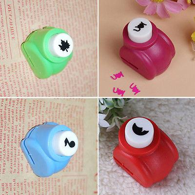Kid Craft DIY Cards Paper Mini Hole Toy Not