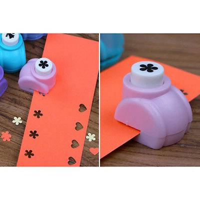 Kid Cards Paper Mini Hole Toy Pre