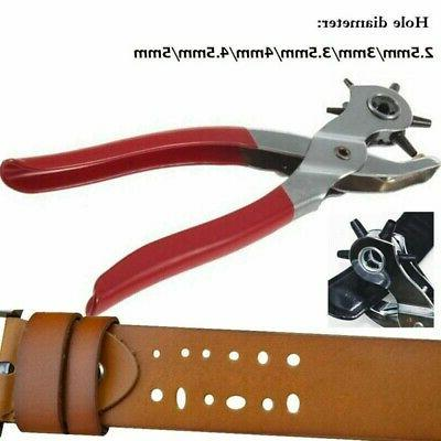 Leather Punch Puncher Heavy Duty