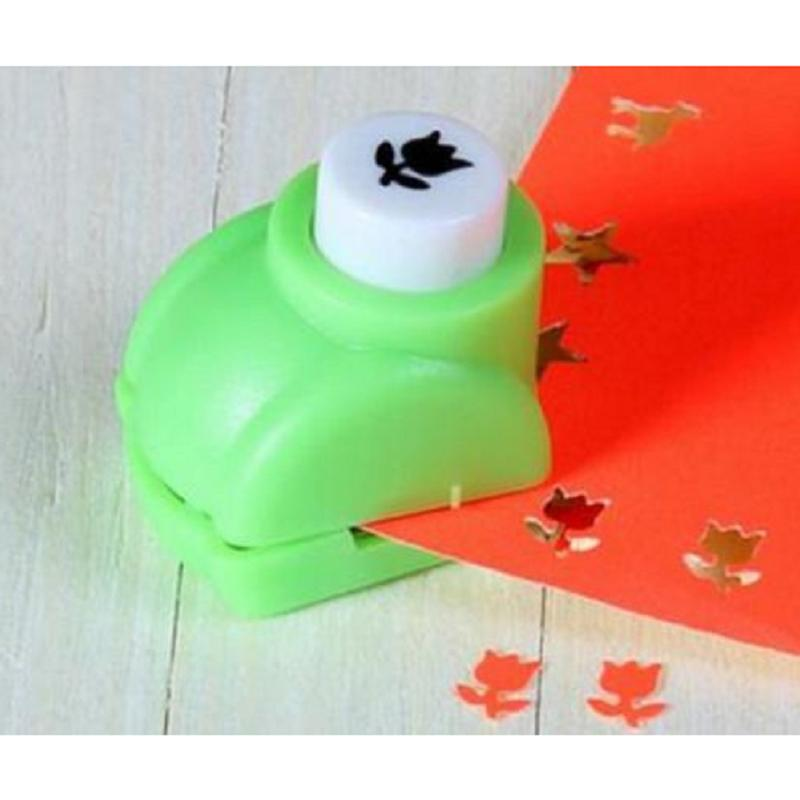 Mini Paper Cut Punch Cutter Craft Cards