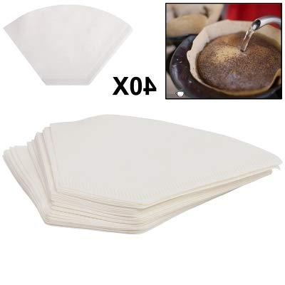 Paper Coffee Machine Filter In One Packing Is Hitter Sie A4 Cutouts Rim