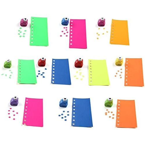 LoveInUSA Paper Punch Scrapbooking Puncher Hand Craft Shaper Random Gifts