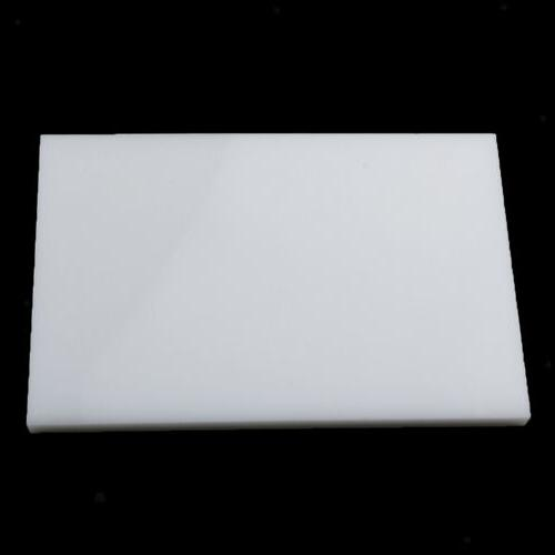 Plastic Board Hole Punch White