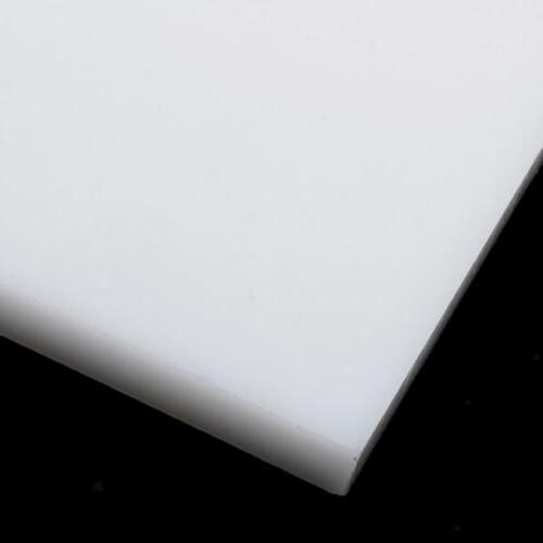 Plastic Punch Stamping White