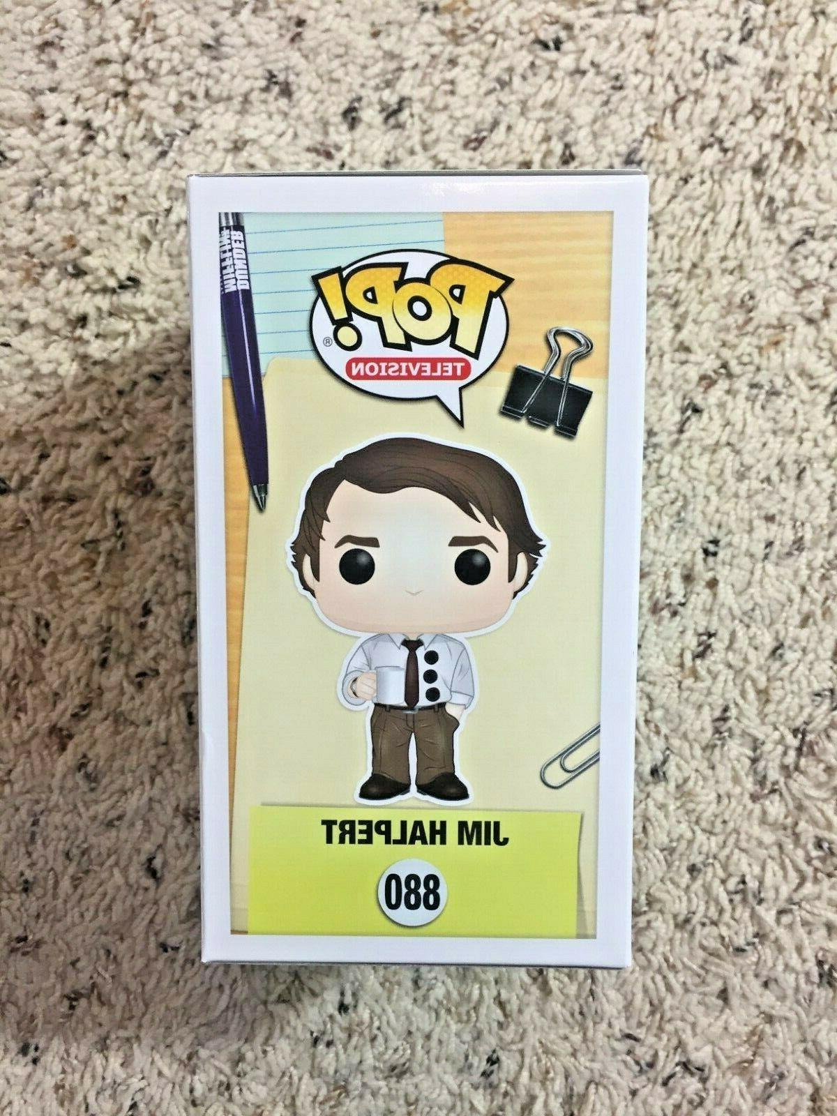 Funko Jim Halpert 3 Hole Punch