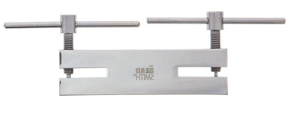 BeadSmith Replacement T-Bar For 2-Hole Metal Makes 1.5mm Holes