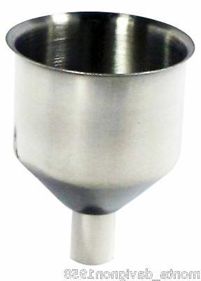 SE Stainless Steel Funnel for Flasks