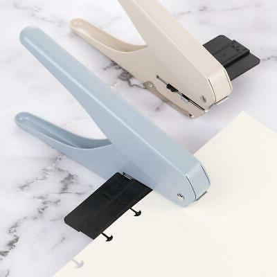 Mushroom Hole Office Punches Paper Cutter School Supplies Binding Hol