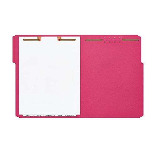 Avery Write-On Dividers 2-Prong Classification Set