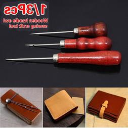 Leathercraft Sewing Accessories Stitcher Tool Punch Hole Awl