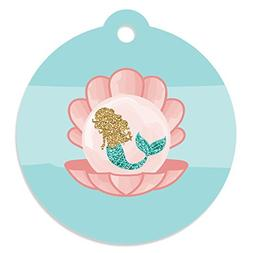 Big Dot of Happiness Let's Be Mermaids - Baby Shower or Birt