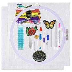 magic embroidery pen punch needle