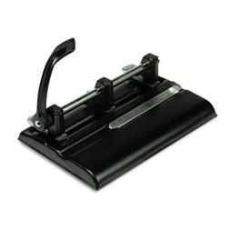 MAT1325B - 40-Sheet Lever Action Two- to Seven-Hole Punch