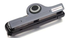 Officemate Contemporary 3-Hole Eco-Punch, 12-Sheet Capacity,