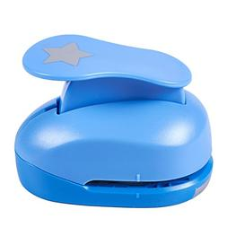 Paper Punch Shapes - Star-Shaped Hole Puncher for Scrapbook,