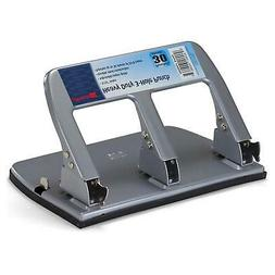 Paper Puncher 3 Three Hole Punch Heavy Duty Metal Large Offi
