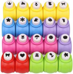 Paper Punches Set Mini Crafting Paper Punch Crafts Puncher I