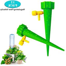 Plant Waterer Self Watering System, Drip Bulbs Devices Cone