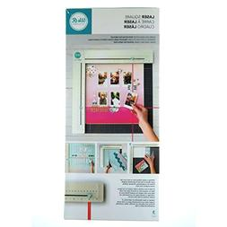 Quickly Align w/ American Crafts We R Memory Keepers LASER S