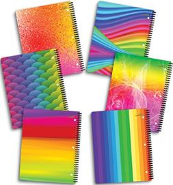 "New Generation - Rainbow - 1 Subject 70 Sheets 8"" x 10.5"" wi"